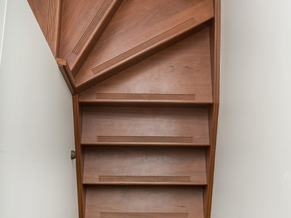 Winding stairs
