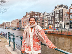 Christmastime in Amsterdam 2019