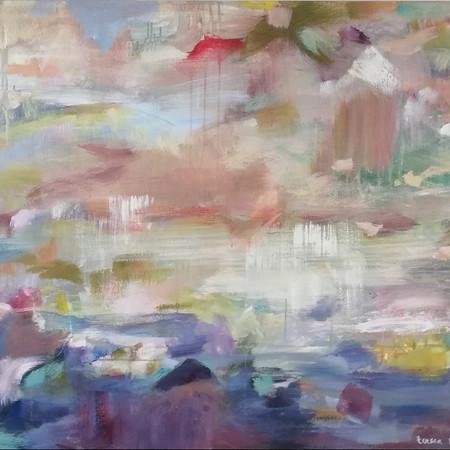 2019 Acrílico sobre lienzo 116 x 81 cm