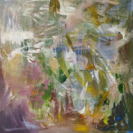 2020 Acrílico sobre lienzo  70 x 70 cm