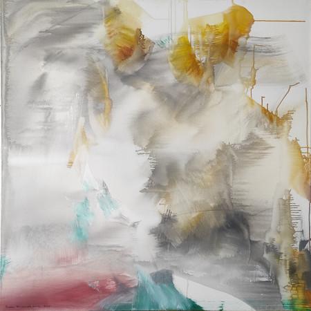 2020 Acrílico sobre lienzo  120 x 120 cm