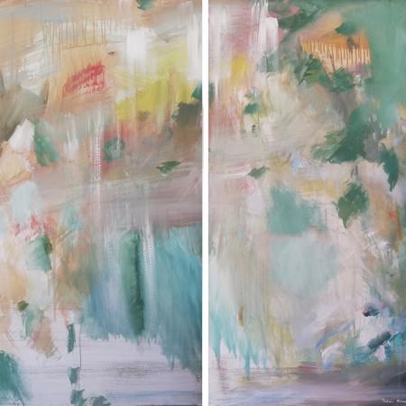 2019 Acrílico sobre lienzo 180 x 146 cm (aprox.)