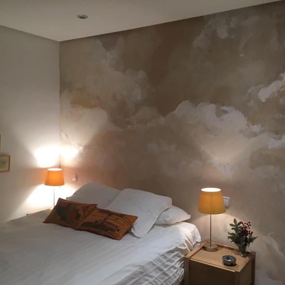 Mural cabecero