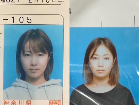 ☆免許更新☆