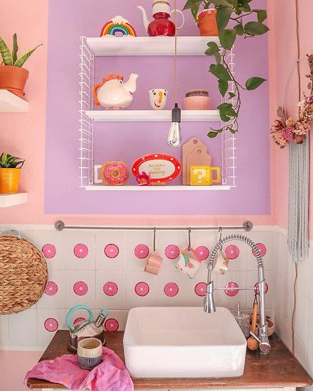 PinkDonut Tiles