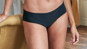 Le shorty Callie de Réjeanne : nouveau test de culotte menstruelle