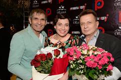 С Филиппом Киркоровым на моём Дне рождения