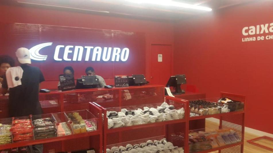 Loja Centauro Parque Shopping Bahia Laur