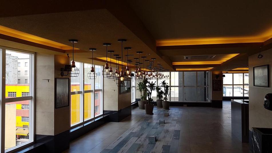 Fotos obra Restaurante Theodora Mega Pol