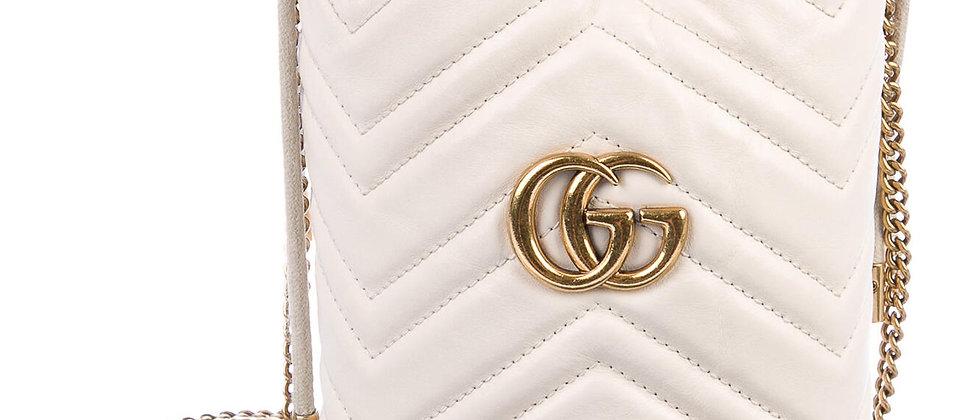 Gucci - Marmont GG Matelasse