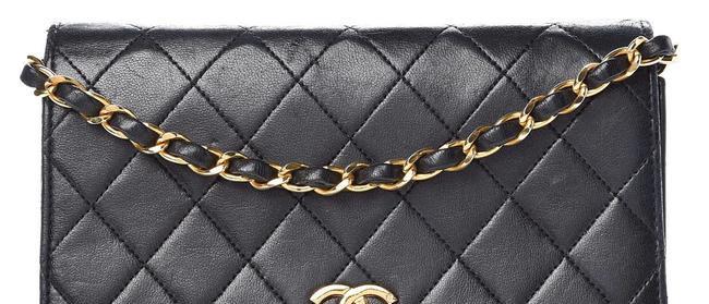 Chanel - Quilted Mini Flap Handbag