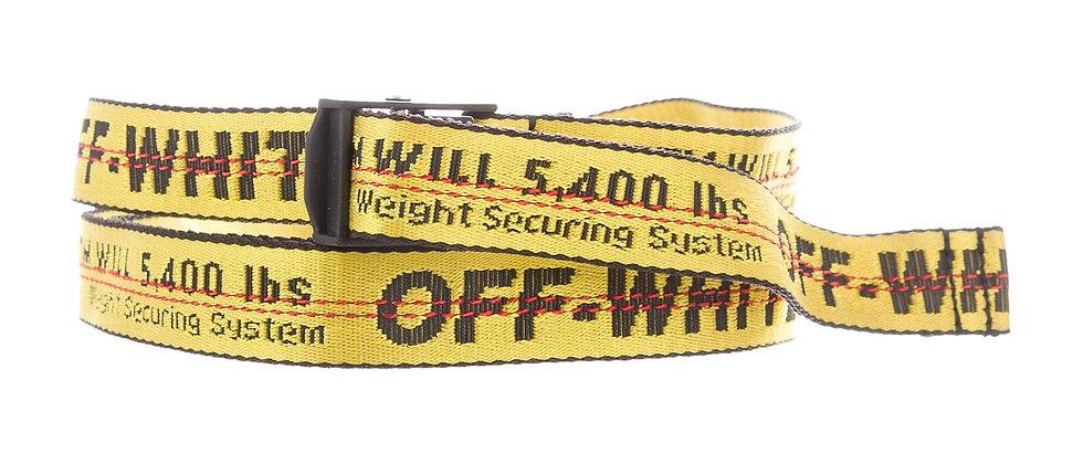 Off-White - Industrial Belt
