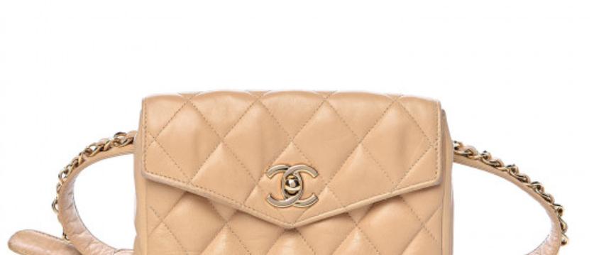 Chanel - Waist Belt Bag