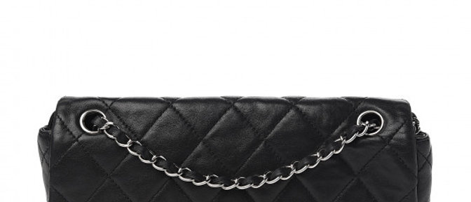 Chanel - Lambskin Quilted Medium Flap