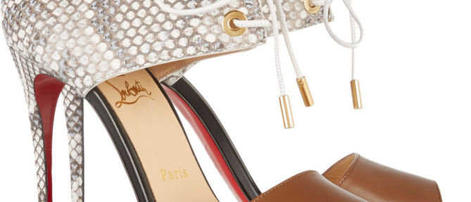 Christian Louboutin - Mayerling Sandals