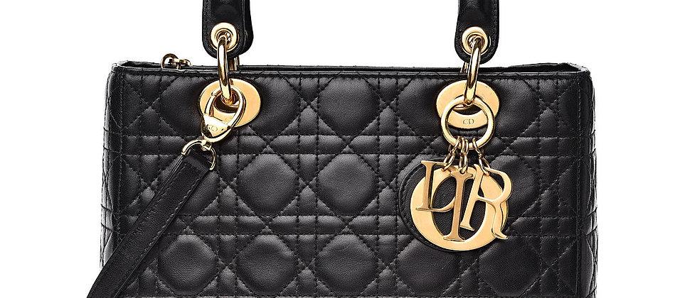 Christian Dior - Cannage Medium Lady Dior