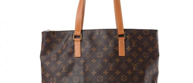 Louis Vuitton - Monogram Cabas Tote