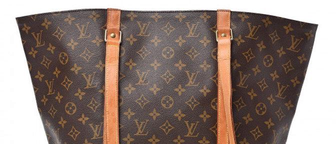Louis Vuitton - Monogram Shopping Tote