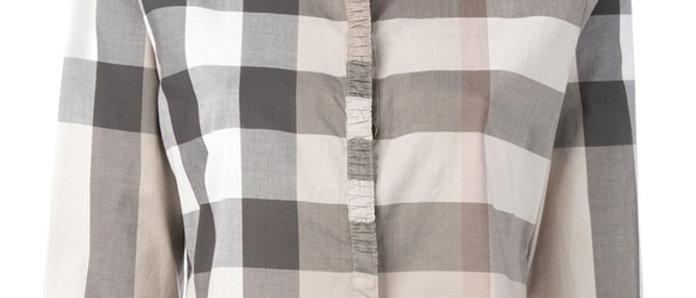 Burberry - House Check 3/4 Sleeve