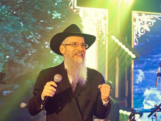 מעמד ענק לכבודו של רבי ישמעאל כהן גדול עם גדול הזמר אברהם פריד