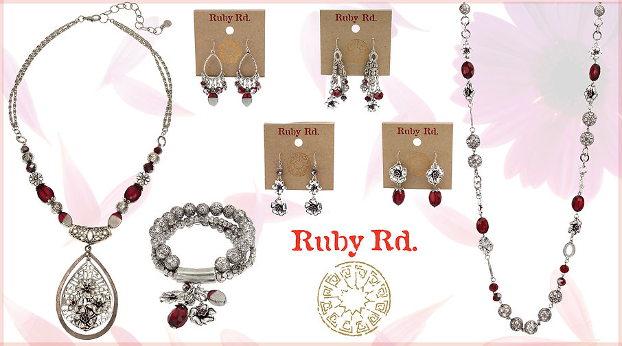 August 2018 - Wholesale - Ruby Rd.