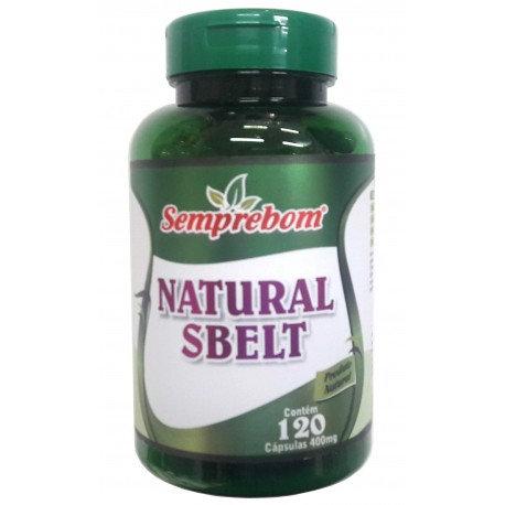 SB_ Natural Sbelt 400mg - 120 capsules