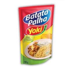 YOKI Traditional Potato Crisps 140g - V 05/09/19