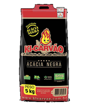 Kicarvao_Hardwood Lump Charcoal  5kh