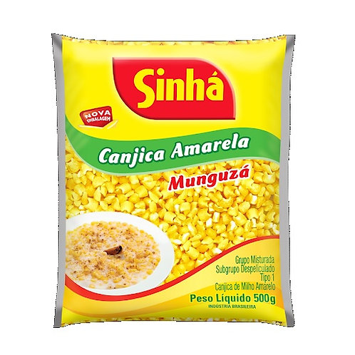 SINHA Yellow Hominy 500g
