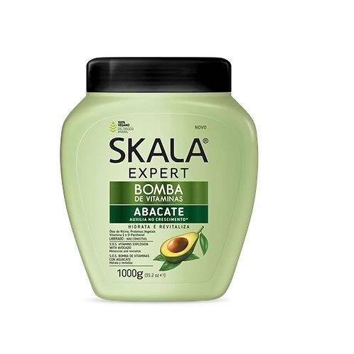SKALA Pump Vitamins Avocado Conditioning Cream 1L