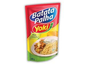 YOKI Traditional Potato Crisps  140g
