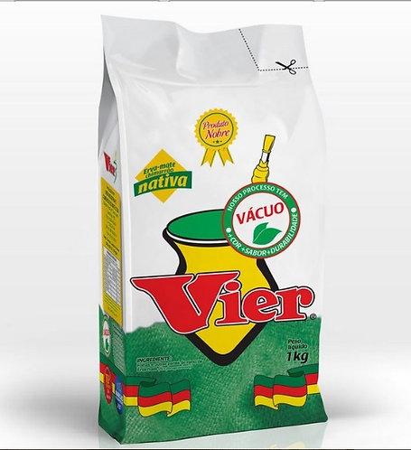 VIER Green Tea Nativa 1kg vacuum - V 010320