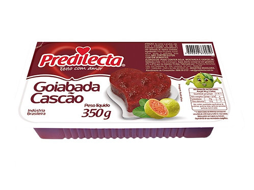 PREDILECTA Guava Paste Cascao 350g