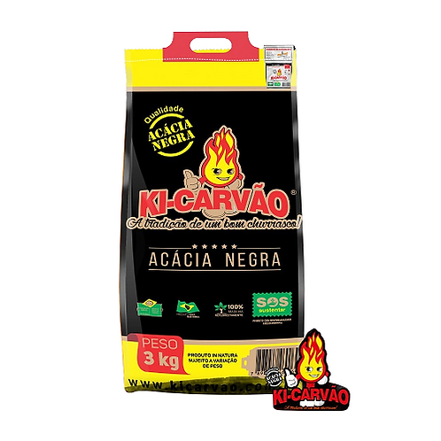 Kicarvao_Hardwood Lump Charcoal  3kh