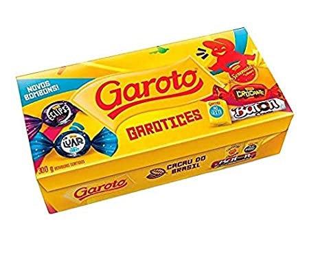 GAROTO Bombons 250g