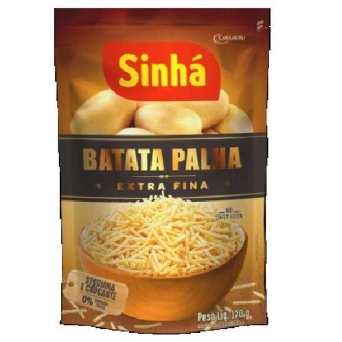 SINHA Fine Potato Crisps 120g