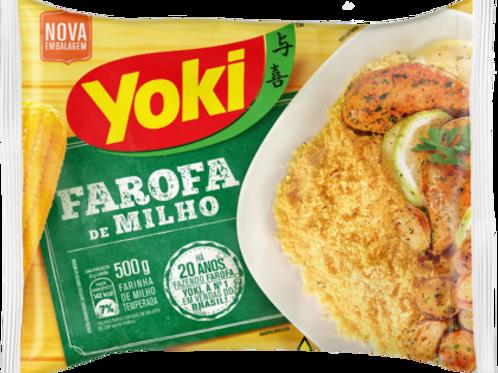 YOKI SEASONED Corn Flour 500g
