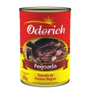ODERICH Bean Stew 420g - V 20/03/22