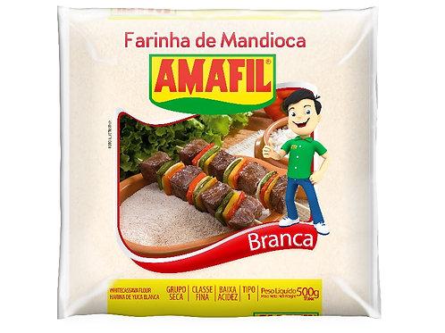 AMAFIL Raw Cassava Flour  500g (fine)