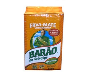 BARAO Gren Tea Tradicional 1kg  vacuo - V 30/09/20