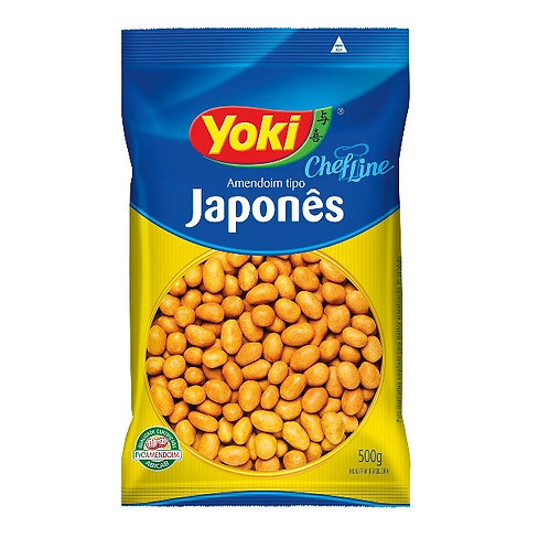 YOKI Japanese Peanuts 500g