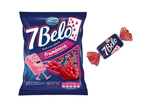 7 BELO Candy Raspberry 600g