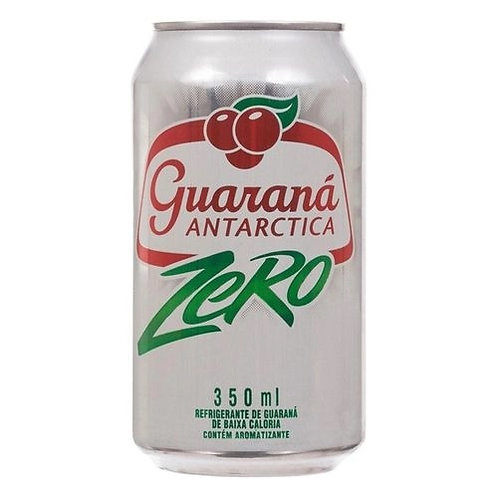 ANTARCTICA Guarana Soft Drink 350ml (zero)
