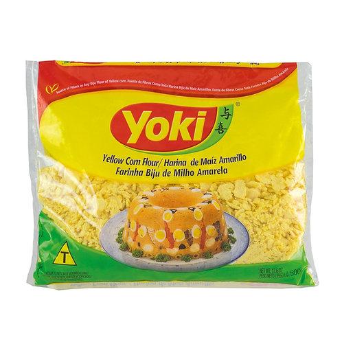 "YOKI Flaked Corn Flour""BIJU""500g - V 05/11/19"