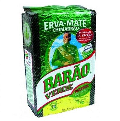 Barao Green Tea Native 1kg Vacuum - V 30/09/20