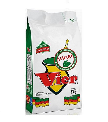 VIER Green Tea Traditional 1kg vacuum - V 010320