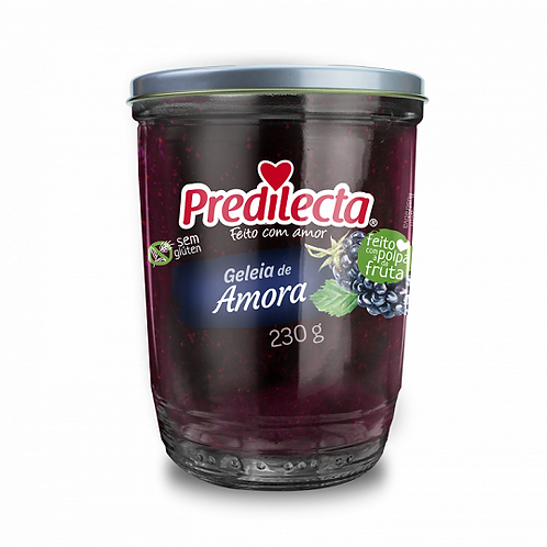 PREDILECTA Blackberry Jelly 230g