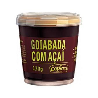 CEPERA Guava & Açaí Spread 130g - V 03/20