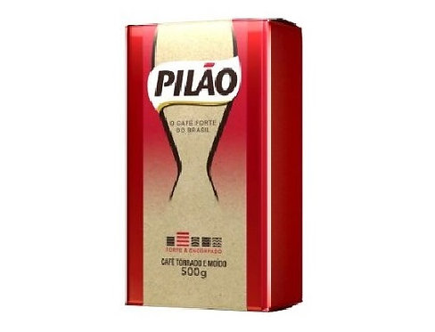 PILAO Rosted Coffe Vacuun Pack  500g  V 310720