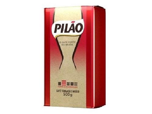PILAO Roasted Coffee Vacuum Pack 500g